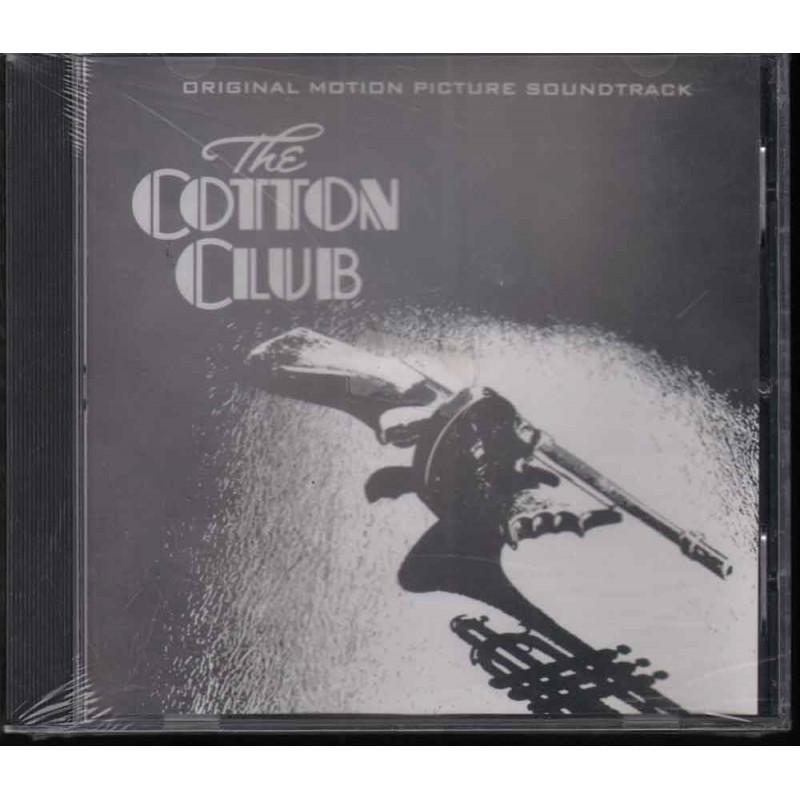 AA.VV.  CD The Cotton Club OST Original Soundtrack Sigillato 0720642406229