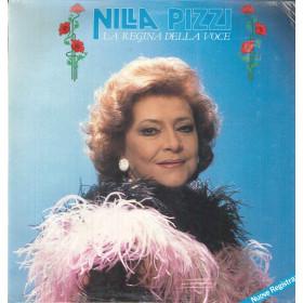 Nilla Pizzi Lp Vinile La Regina Della Voce / Durium Blue Melody Sigillato