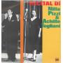 Pizzi / Togliani Lp Vinile Recital di Nilla Pizzi & Achille Togliani Sigillato