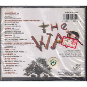 AA.VV.  CD The War OST Original Soundtrack Sigillato 0008811116026