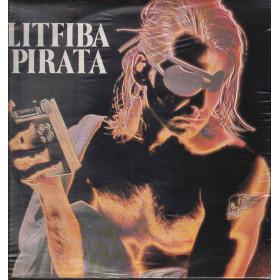 Litfiba Lp Vinile Pirata / CGD IRA 2292 46349-1 Sigillato 0022924634918