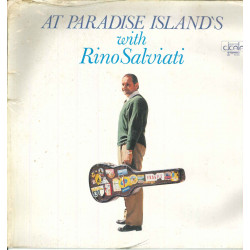 Rino Salviati Lp Vinile At Paradise Island's With / Durium ‎BL 7123 Sigillato