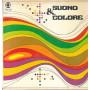 Orchestra Roberto Negri Lp Vinile Suono & Colore / Bentler BELP 1014 Nuovo
