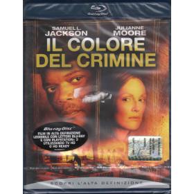 Il Colore Del Crimine BRD Blu Ray Disk Samuel L Jackson Julianne Moore Sigillato