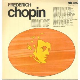Frederic Chopin Lp Vinile Omonimo Same / Cobra Record CL LP 101 Nuovo