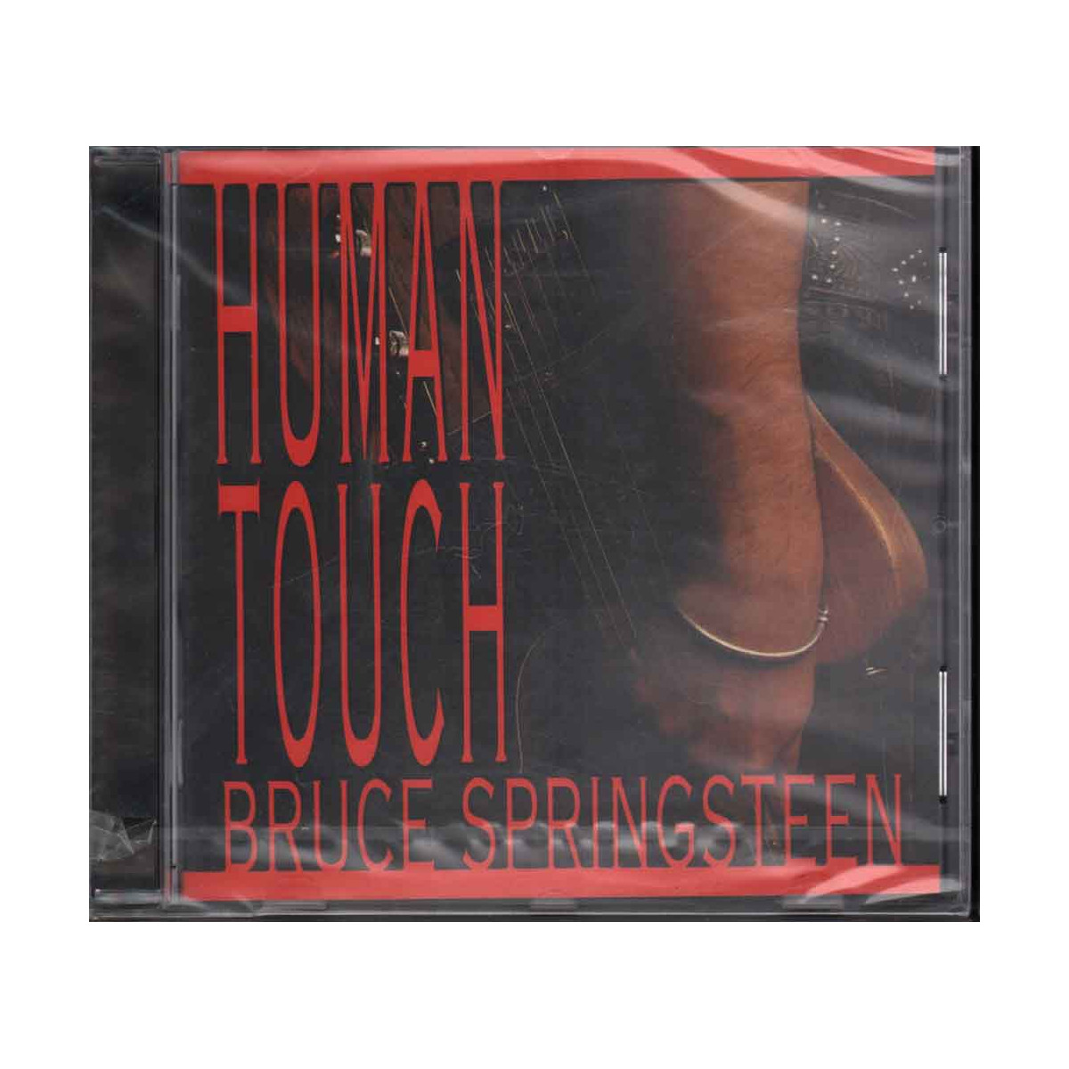 Bruce Springsteen CD Human Touch Nuovo Sigillato 5099747142321