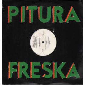 "Pitura Freska Vinile 12"" Picinin / Ara Che Ben - Psycho Records Nuovo"