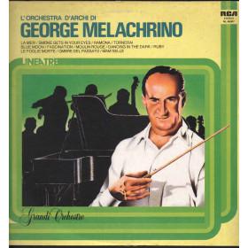 George Melachrino Lp L'Orchestra D'Archi Di / RCA NL45307 Linea Tre
