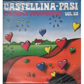 Castellina Pasi Lp Vinile Chitarra Innmorata Vol 29 / RCA CL 74671 Sigillato