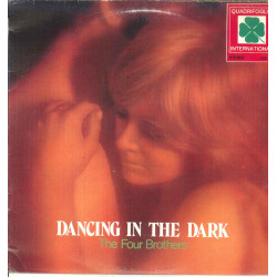 The Four Brothers ‎Lp Dancing In The Dark / Quadrifoglio VDS 218 Nuovo