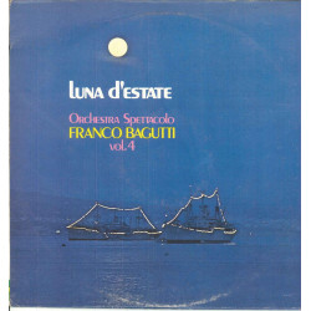 Orchestra Spettacolo Franco Bagutti Lp Luna D'Estate Vol 4 / Linea Tre Nuovo