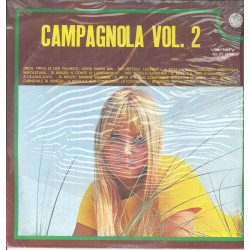 AA.VV. ‎Lp Vinile Campagnola Vol. 2 / Variety REL ST 19194 Nuovo