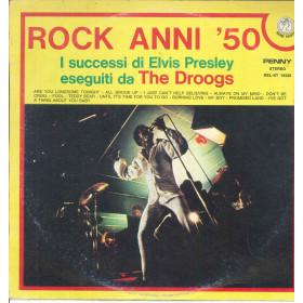 The Droogs Lp I Successi Di Elvis Presley Esegiuti Da Rock Anni '50 / Rifi Nuovo