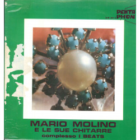 Mario Molino Lp Vinile I Beats / Pentaphon 33M 501 S Nuovo