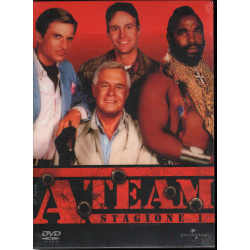 A Team Stagione 1 DVD Dick Benedict Mr T George Peppard Dwight Schultz Sigillato