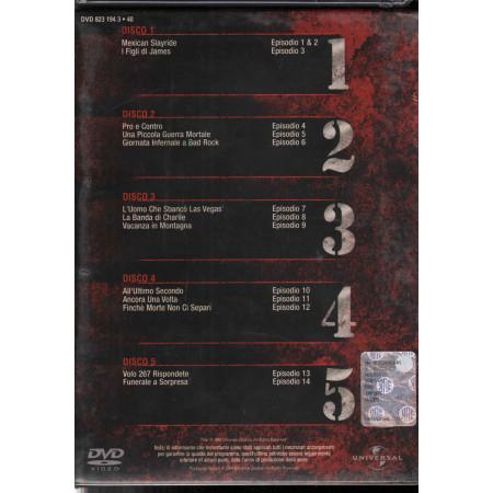 A Team Stagione 1 DVD Dick Benedict Mr T George Peppard Dwight Schultz Sigillato