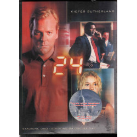24 Stagione 1 DVD Leslie Hope / Kiefer Sutherland - 20th Century Fox Sigillato