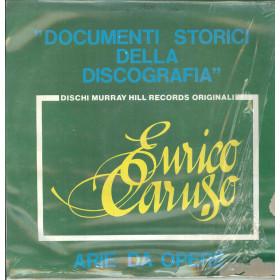 E Caruso Lp Arie Da Opere Documenti Storici Arpa LP 408 Dischi Murray Hill Nuovo