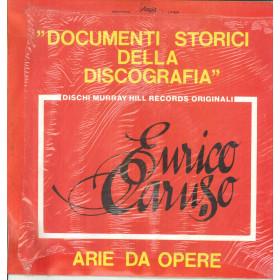 E Caruso Lp Arie Da Opere Documenti Storici Arpa LP 409 Dischi Murray Hill Nuovo