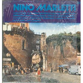 Nino Marletti Lp Vinile Omonimo Same / Junior LP 04013 Nuovo
