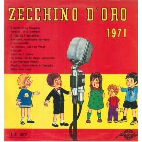 AA.VV. Lp Vinile Zecchino D'Oro 1971 / Melody Fenotecnica Fonola Italia Nuovo