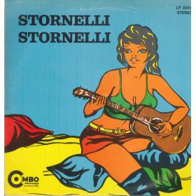 AA.VV. Lp Vinile Stornelli, Stornelli / Combo Record LP 20119 Nuovo