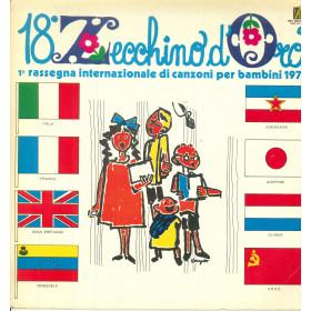 AA.VV. Lp Vinile 18 Zecchino D'Oro / Rifi Antoniano RDZ-LP 14267 Nuovo