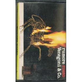 Venegoni & Co MC7 Rumore Rosso / Cramps Records – CRK 75503 Nuova