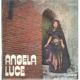Angela Luce Lp Vinile Melodie Celebri Napoletane / Fans GPX 6 Sigillato