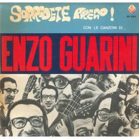 Enzo Guarini Lp Vinile Sorridete Prego Con Le Canzoni Di / Prima MH 2004 Nuovo