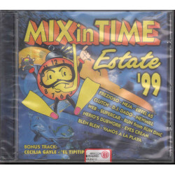 AA.VV. CD Mix In Time Estate '99 / New Music International ‎NMCD 1100 Sigillato