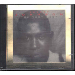 Robert Johnson CD The Very Best / IREC MILCD-12 Sigillato