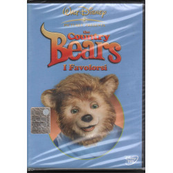 The Country Bears I Favolorsi DVD H J Osment / D Bader Disney Sigillato