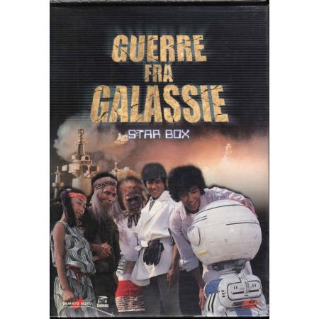 Guerre Fra Galassie - Star Box DVD R Nishida / A Oda / H Sanada Sigillato