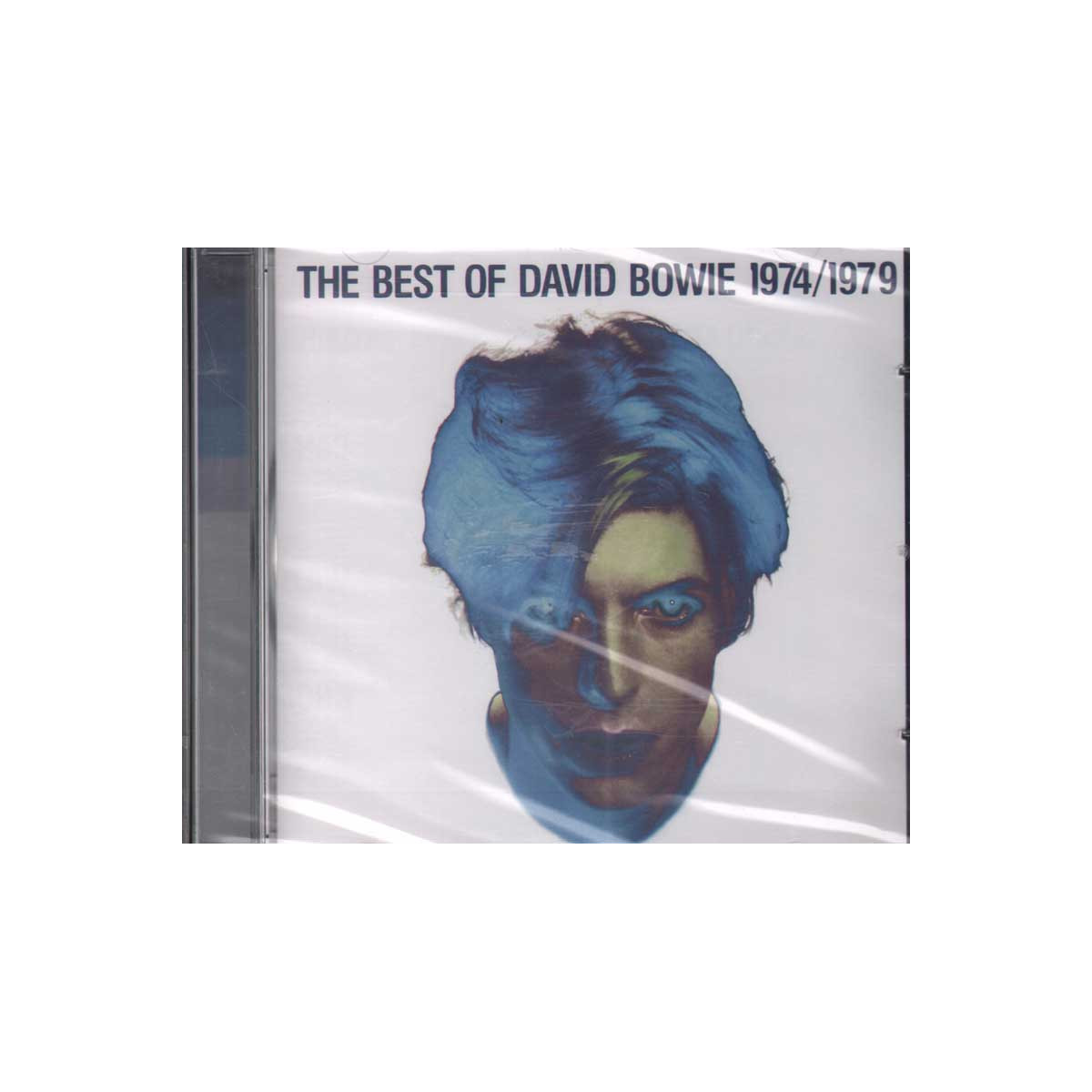 David Bowie CD The Best Of David Bowie 1974/1979 Nuovo Sigillato 0724349430020