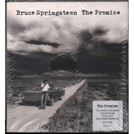 Bruce Springsteen CD The Promise Nuovo Sigillato 0886977617720