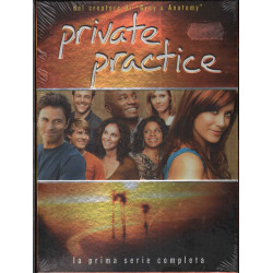 Private Practice Stagione 01 DVD Paul Adelstein Tim Daly Taye Diggs Sigillato