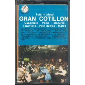 AA.VV MC7 Tutti In Pista - Gran Cotillon / Rifi - REM 81349 Nuova