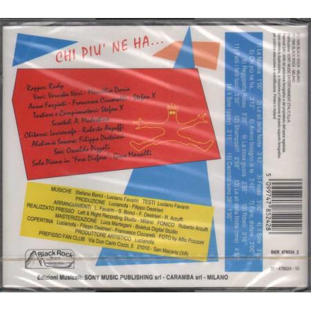 Prefisso CD Chi più ne ha... Nuovo Sigillato