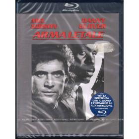 Arma Letale BRD Blu Ray Disk Mel Gibson / Danny Glover / Darlene Love Sigillato