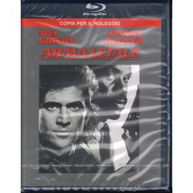 Arma Letale BRD Blu Ray Disk Mel Gibson / Danny Glover Sigillato