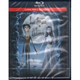 La Sposa Cadavere BRD Blu Ray Disk Burton Tim / Johnson Mike Sigillato