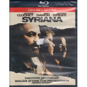 Syriana BRD Blu Ray Disk George Clooney Jeffrey Wright Matt Damon Sigillato