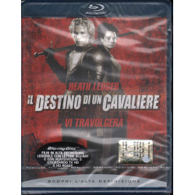 Il Destino Di Un Cavaliere BRD Blu Ray Heath Ledger / Rufus Sewell Sigillato