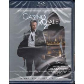 007 Casino Royale BRD Blu Ray Daniel Craig / Judi Dench Sigillato