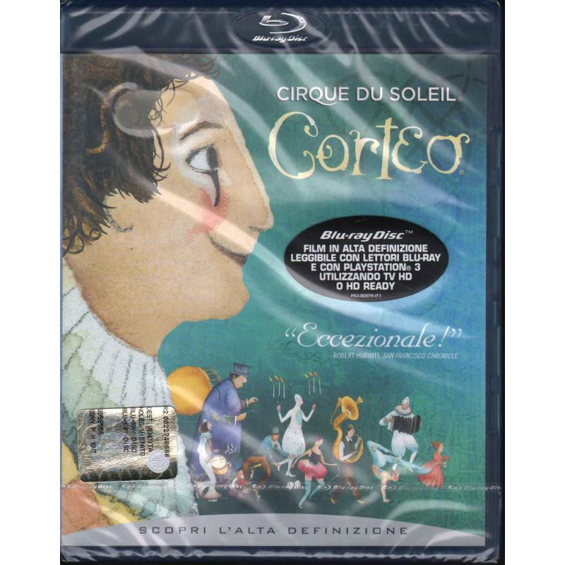 Cirque Du Soleil Corteo BRD Blu Ray Sony Pictures Sigillato