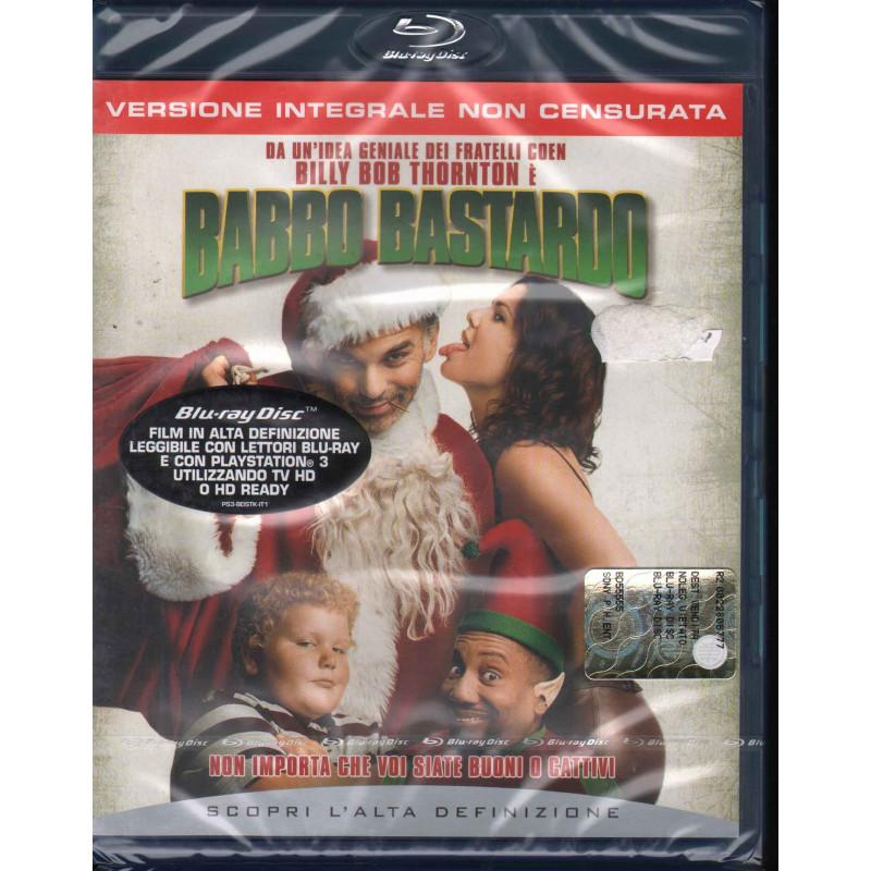 Babbo Bastardo BRD Blu Ray Billy Bob Thornton / Lauren Tom Sigillato