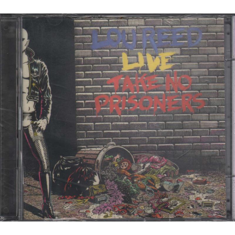 Lou Reed CD Doppio Take no prisoners - Live Nuovo NON Sigillato
