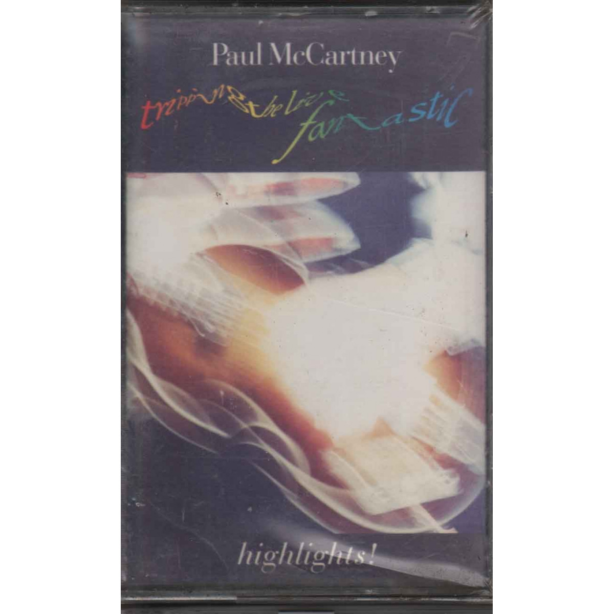 Paul McCartney MC7 Tripping The Live Fantastic - Highlights / EMI MPL Sigillata
