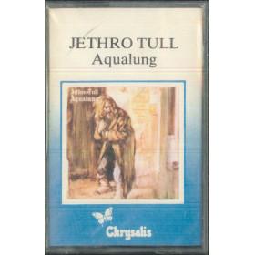 Jethro Tull MC7 Aqualung / RCA Chrysalis CHRK 1044 Timbro SIAE Secco Sigillata